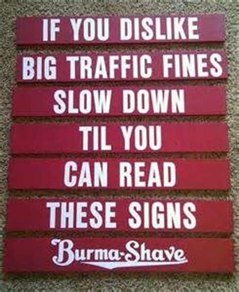 Burma Shave Meme - best 25 shaving humor ideas on pinterest funny husky