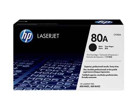 Tinta Printer Laserjet Hp Tinta Toner Printer Hp 80a Black Laserjet Toner Cf280a