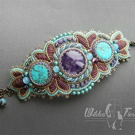 beaded hair accessories 1068 best beaded headband bead hair barrette images on