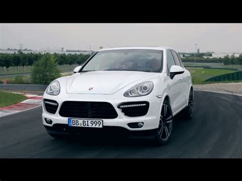 Porsche Kaen by Driven The New 2013 Porsche Cayenne Turbo S On