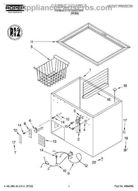 Kitchenaid Refrigerator Drain Whirlpool 4356505 Drain Appliancepartspros