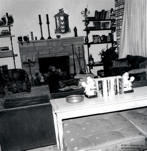 tate labianca house 3301 waverly drive living room charles manson family and sharon tate labianca