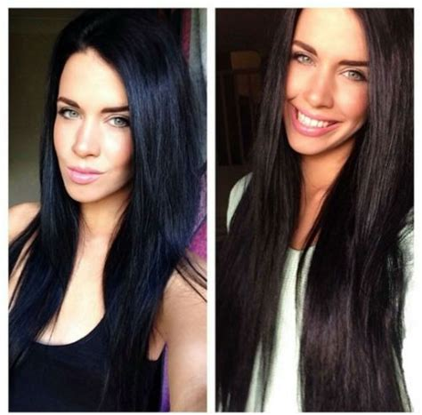 before after zala hair extensions pin by zala clip hair extensions com au on zala hair