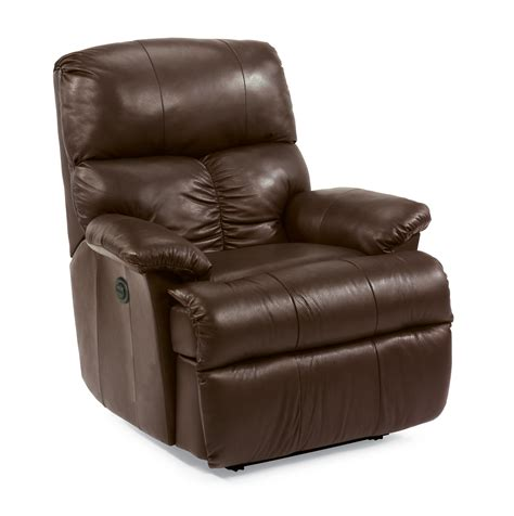 flexsteel triton recliner flexsteel triton power wall recliner with chaise seating