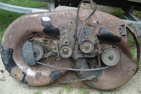 craftsman lt1000 mower deck diagram b s motorsports llc craftsman lt1000 ride mower