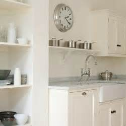 Over The Kitchen Sink Wall Decor Grey Beadboard Kitchen Cabinets Cottage Kitchen