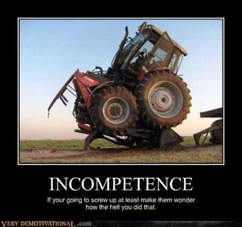 Tractor Meme - funny motivational posters vol 176 barnorama