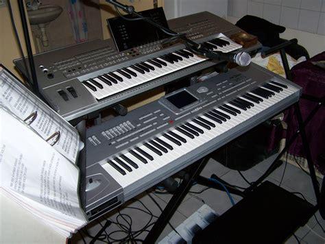 Keyboard Yamaha Tyros yamaha tyros image 349779 audiofanzine