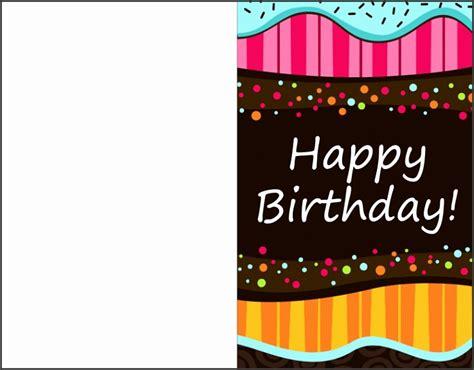microsoft word greeting card template blank