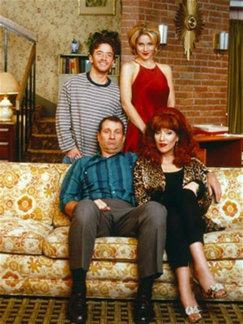 married with children cast married with children television
