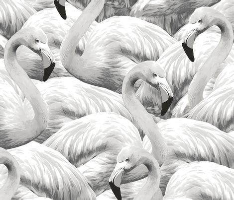 flamingo wallpaper black and white flamingo black and white wallpaper willowlanetextiles