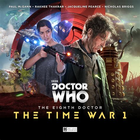reviewed the eighth doctor the time war series 1 the