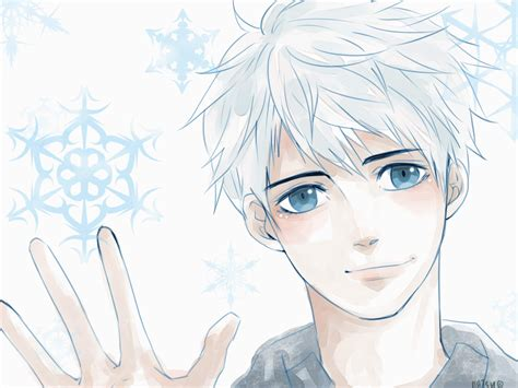 anime frost jack frost wallpaper zerochan anime image board