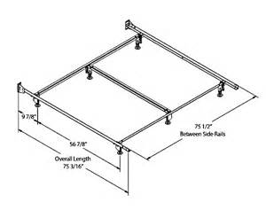 King Size Bed Frame Measurements Bed Frame For King Bedding