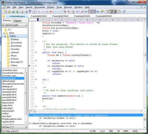 design text editor java editplus text editor html editor php editor and java