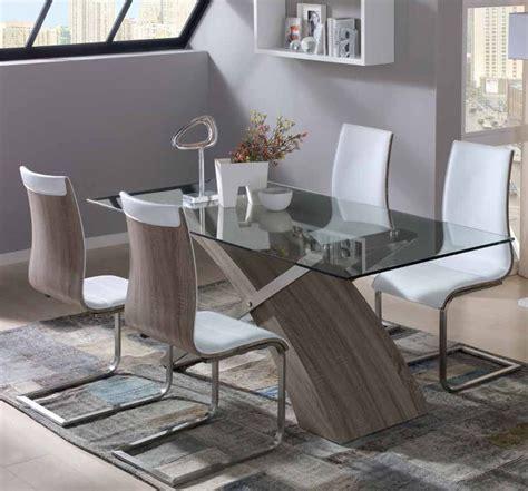 decorar interior mesa cristal mesa de comedor de comedor tapa de cristal creating a