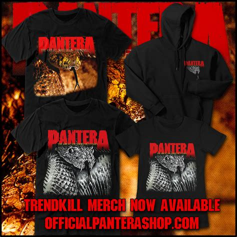 Trend Kill by Pantera Cowboys From Hell