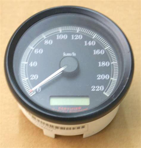 Speedometer Beat Spido Spedo Kilometer Original harley original speedo speedometer km h electronic dyna sportster touring