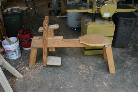 draw knife bench boxguy goes to the spoony bin by boxguy lumberjocks