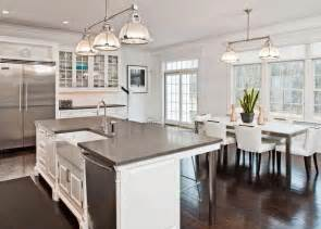 Kitchen Countertops Calgary - cococozy see this house 8 million buys two styles in one connecticut home
