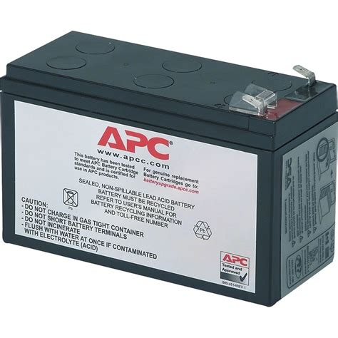 Batery Ups apc replacement battery cartridge 110 ups battery autos post