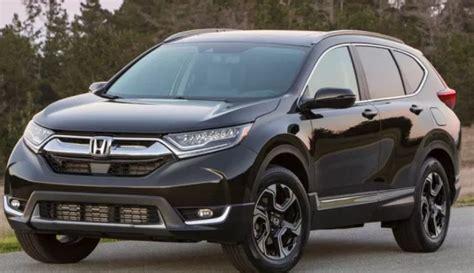 2020 Honda Cr V by 2020 Honda Cr V Colors Release Date Redesign Price