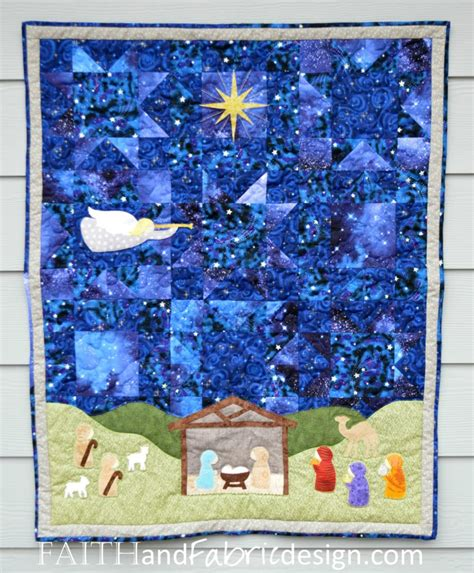 quilt pattern nativity scene pattern silent night quilt pattern a christmas nativity