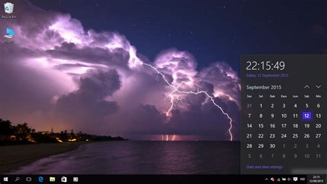 Themes Themes Lightning Theme For Windows 7 8 8 1 And 10 Save Themes