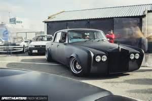 All Rolls Royce Cars A Rolls Royce Drift Car Speedhunters