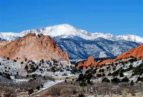 Garden Of The Gods Winter by Panoramio Photo Of Garden Of The Gods Colorado Springs
