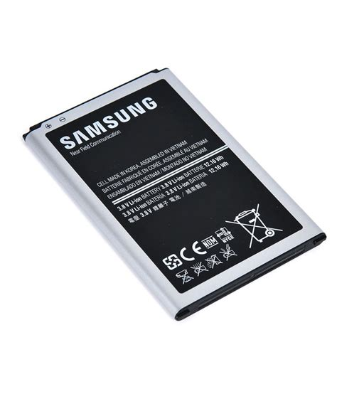 Samsung Battery by Samsung Eb B800bebecin 3200 Mah Lithium Ion Battery For
