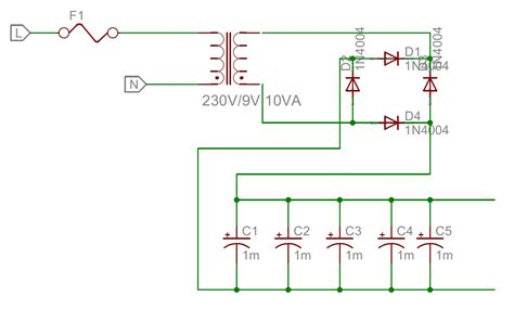 how to connect capacitor in parallel is it bad to connect electrolytic smoothing capacitors in parallel electrical