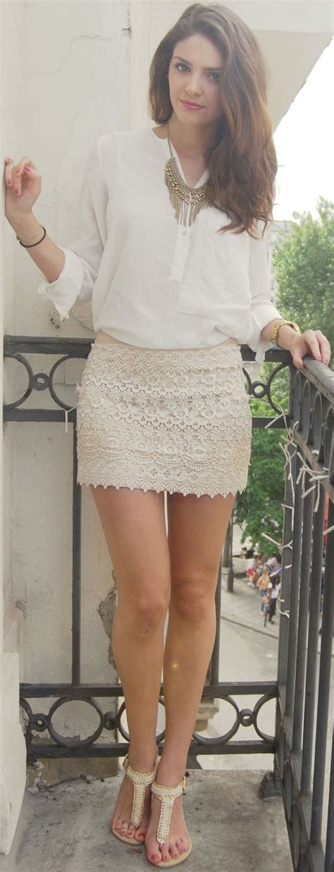 Skrit Rok Model Black Fashion Style Impor 19 gorgeous ideas to style crochet clothing