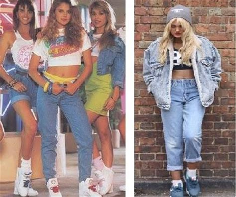 the 80s are still alive back to the future fashion of