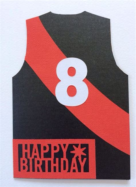 Footy Card Template by 15 Best Images About Boys Cards On Punch