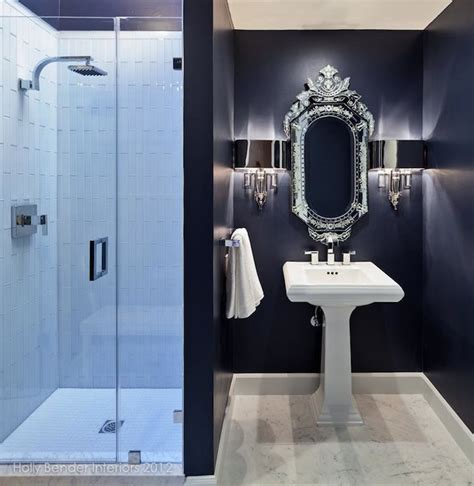 Navy Blue Bathroom Ideas 408 Best Images About Bathroom Decor On Pinterest Toothbrush Holders Cobalt Blue And Coral Navy