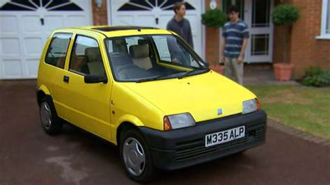 fiat hawaii for sale simon s yellow car the inbetweeners