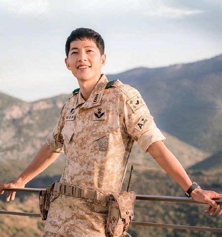 Ohbabyshop Baju Army Yoo Si Jin foto keren yoo si jin