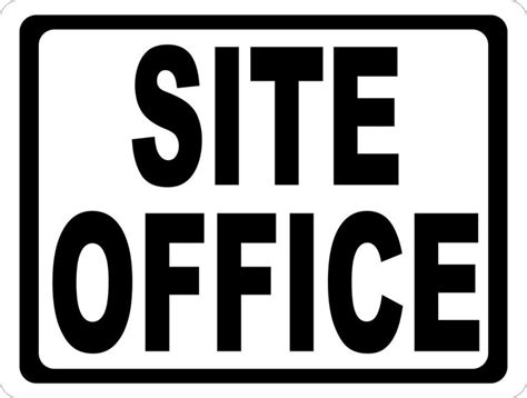 Office Site 78 Best Images About Business Signs Construction On