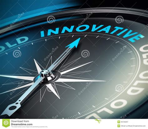 Innovate Business Concept Royalty Free Stock Photography Innovative Background Images