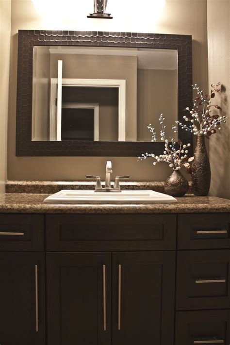 brown bathroom cabinets search ideas for the house brown bathroom
