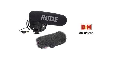 Murah Rode Videomic Pro With Rycote Lyre Suspension Mount rode videomic pro kit with rycote lyre suspension mount