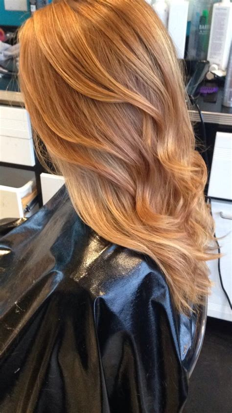 strawberry blonde hair formulas 55 best hair color formulas with inoa images on pinterest