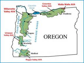 oregon wine regions wine country