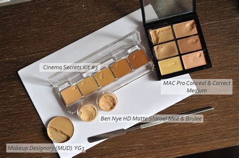 Mac Concealer Palette mac cosmetics studio conceal and correct palette reviews