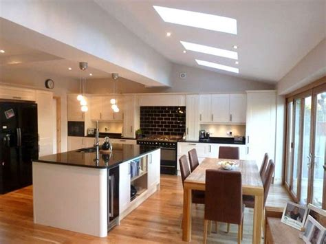 kitchen extensions ideas arrange display of kitchen extension ideas for detached