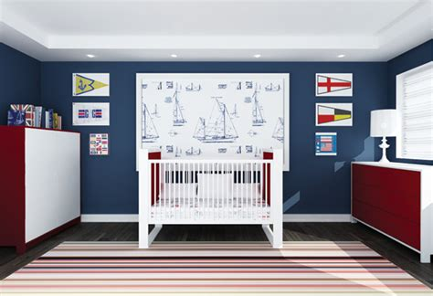 decorating a nautical kid s bedroom