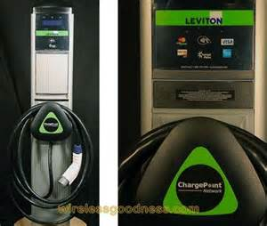 Electric Vehicle Charging Stations Leviton Leviton Ct2100 Electric Car Charging Station Gets Nod From Fcc
