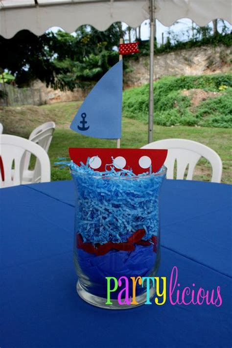 7 Fabulous Nautical Pieces by Sailor Nautical Birthday Ideas Birthdays Birthday