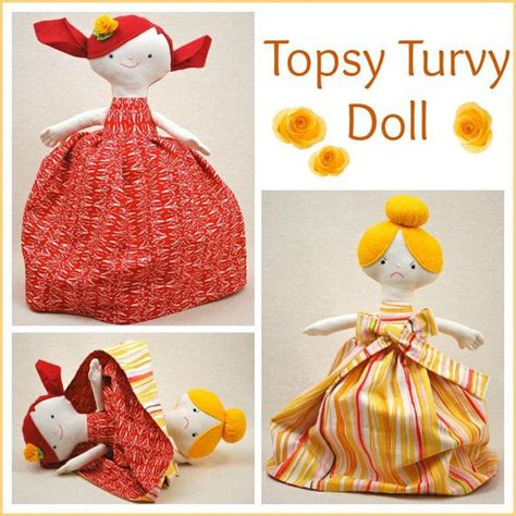 make your own donald doll 103 best topsy turvy dolls images on fabric